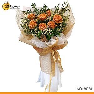 Bó hoa 178