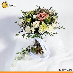 Hoa cưới 5