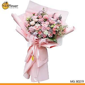 Bó hoa 219