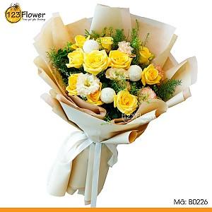 Bó hoa 226