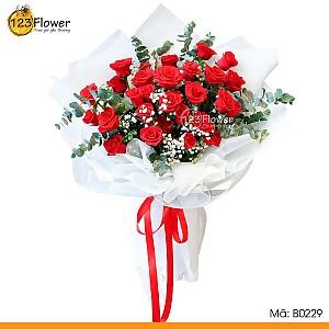 B0229 | Bó hoa 229