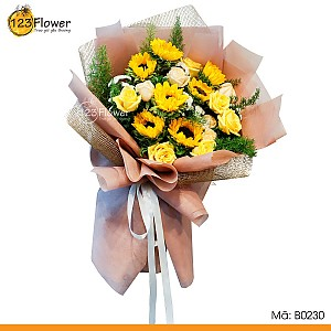 Bó hoa 230