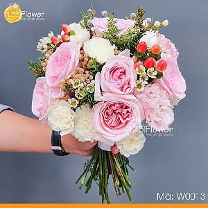 Hoa cưới 13