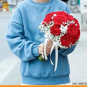 Hoa cưới 15