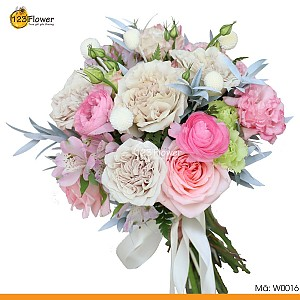 W0016 | Hoa cưới 16