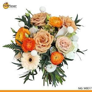W0017   Hoa cưới 17