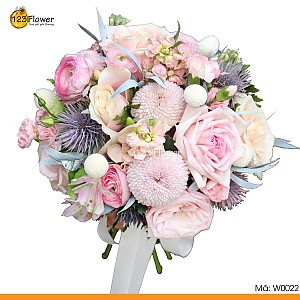 W0022 | Hoa cưới 22