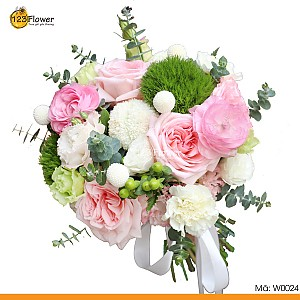 W0024   Hoa cưới 24