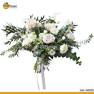 W0025 | Hoa cưới 25