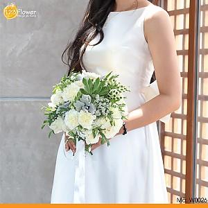 W0026 | Hoa cưới 26