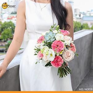 W0028 | Hoa cưới 28