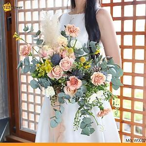 W0032 | Hoa cưới 32