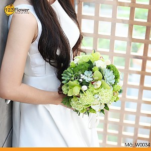 W0034 | Hoa cưới 34